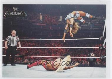 2011 Topps WWE Champions #33 - Eve Torres