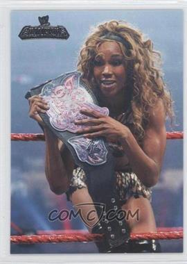 2011 Topps WWE Champions #34 - Divas Champions - Alicia Fox