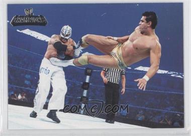 2011 Topps WWE Champions #42 - Alberto Del Rio