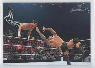 2011 Topps WWE Champions #48 - Randy Orton