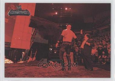 2011 Topps WWE Champions #52 - Highlights - Kane