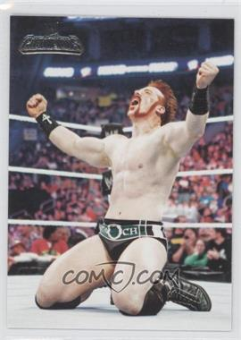 2011 Topps WWE Champions #54 - Highlights - Sheamus