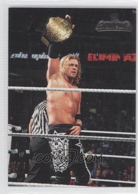 2011 Topps WWE Champions #62 - Edge