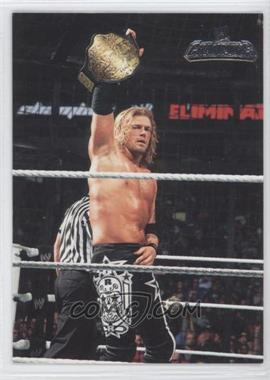 2011 Topps WWE Champions #62 - Highlights - Edge