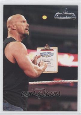2011 Topps WWE Champions #65 - Stone Cold Steve Austin