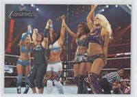 Diva Tag Team Match