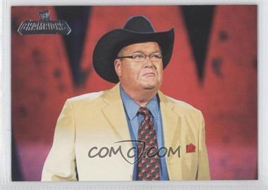 2011 Topps WWE Champions #73 - Jim Ross