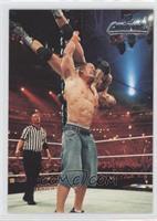 Wrestlemania XXVI - John Cena, Batista