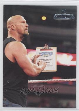 2011 Topps WWE Champions #85 - Stone Cold Steve Austin