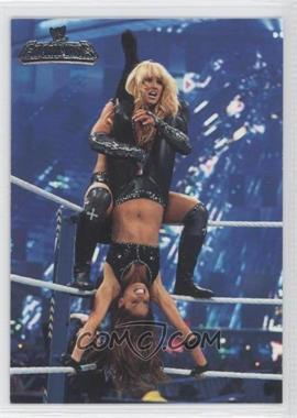 2011 Topps WWE Champions #88 - Wrestlemania XXVII - Intergender 6-Person Match