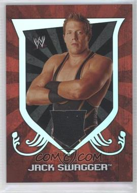 2011 Topps WWE Classic Relics #JASW - Jack Swagger