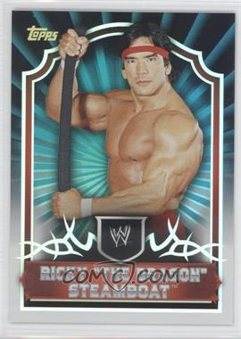 "2011 Topps WWE Classic #86 - Ricky ""The Dragon"" Steamboat"