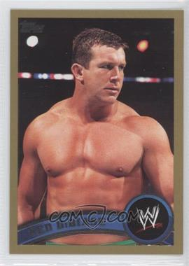 2011 Topps WWE Gold #18 - Ted DiBiase /50