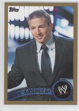 2011 Topps WWE Gold #26 - Jack Korpela /50
