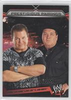 Jerry Lawler, Jim Ross