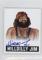 Hillbilly Jim (Blue Ink)