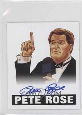 2012 Leaf Originals Wrestling - [Base] #PR1 - Pete Rose