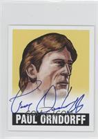 Paul Orndorff /25