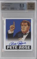 Pete Rose /25 [BGS8.5]