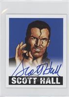 Scott Hall /25
