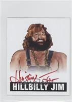 Hillbilly Jim (Red Ink)