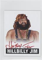 Hillbilly Jim (Red Ink)