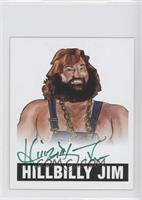 Hillbilly Jim (Green Ink)