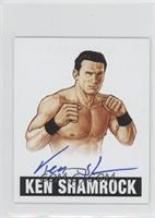 Ken Shamrock (Blue Ink)