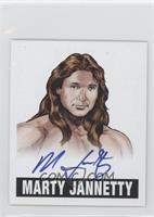 Marty Jannetty (Blue Ink)