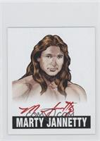 Marty Jannetty (Red Ink)