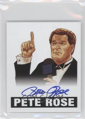 2012 Leaf Originals Wrestling #PR1 - Pete Rose