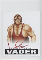 Vader (Red Ink)