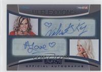 Velvet Sky, Angelina Love /99