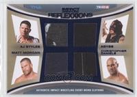 AJ Styles, Abyss, Matt Morgan, Christopher Daniels #11/25