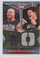 Kurt Angle, AJ Styles /80