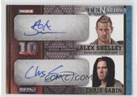 Alex Shelley, Chris Sabin /100