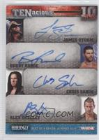 James Storm, Bobby Roode, Chris Sabin, Alex Shelley /100