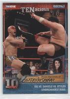 Samoa Joe, Christopher Daniels