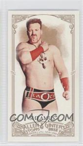 2012 Topps Heritage WWE - Allen & Ginter Minis #10 - Sheamus
