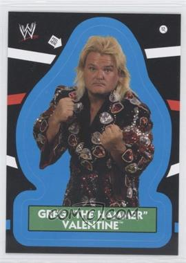"2012 Topps Heritage WWE [???] #12 - Greg ""The Hammer"" Valentine"