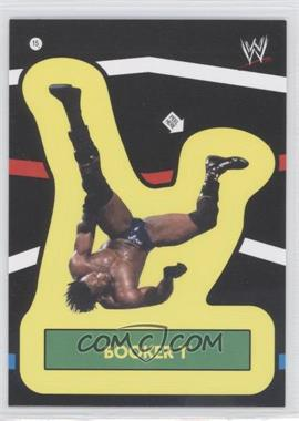 2012 Topps Heritage WWE [???] #15 - Booker T