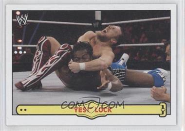 2012 Topps Heritage WWE [???] #55 - Daniel Bryan