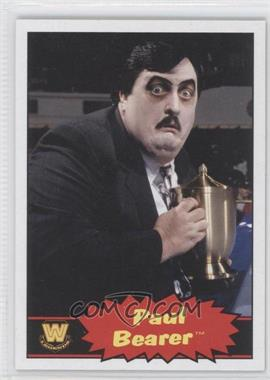 2012 Topps Heritage WWE [???] #97 - Paul Bearer