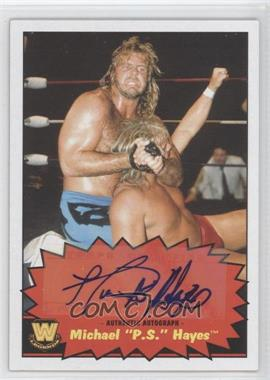 "2012 Topps Heritage WWE [???] #NoN - Michael ""P.S."" Hayes"