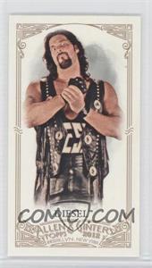 2012 Topps Heritage WWE Allen & Ginter Minis #12 - Diesel