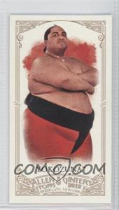 2012 Topps Heritage WWE Allen & Ginter Minis #30 - Yokozuna