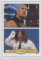 The Rock, Mankind (The Rock 'n' Sock Connection