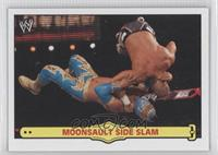 Moonsault Side Slam (Sin Cara)