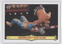 Moonsault Side Slam (Sin Cara)