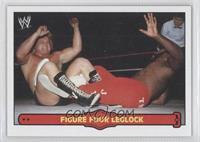 Figure Four Leglock (Greg